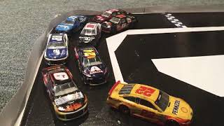 NASCAR Stop Motion Roblox Cup series race 5 at The short Track