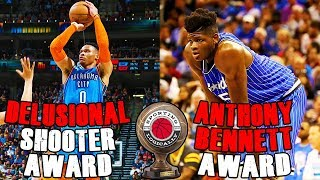 The 2019 NBA Illogical Awards: Players Edition
