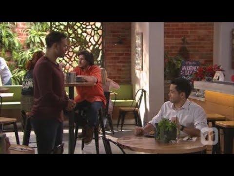 David and Rafael scene ep 7778