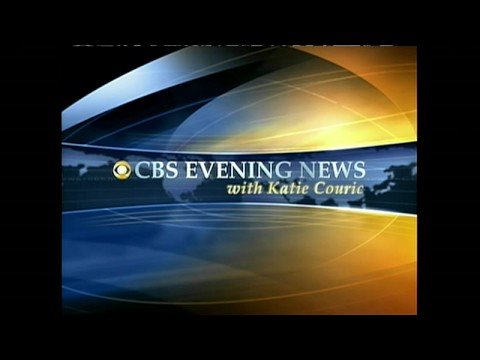 CBS Evening News Open (In Charlotte) October 2008