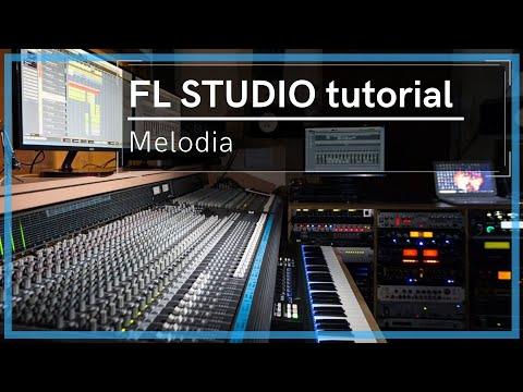 FL STUDIO ITA TUTORIAL 1 | MELODIA