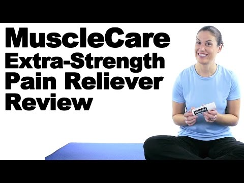 MuscleCare Extra-Strength Pain Reliever Review - Ask Doctor Jo