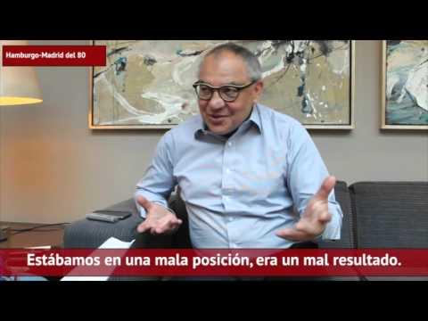 """Felix Magath: """"Si Raúl hubiese empezado ahora su carrera superaría a Messi y a Cristiano"""""""