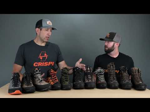 Crispi Early Season Hunting Boot Discussion and Overview