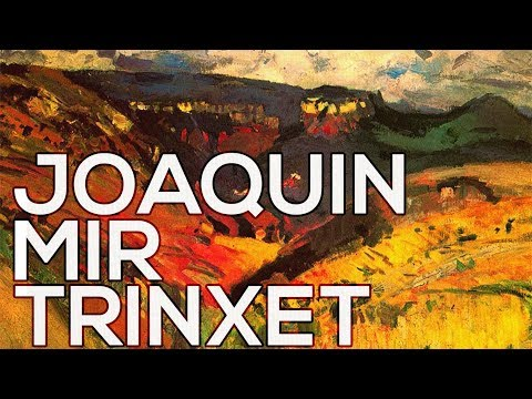 Joaquin Mir Trinxet: A collection of 174 paintings (HD)