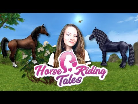 STAR STABLE RIVAL? II Horse Riding Tales Let's Play #1