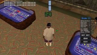 [Samp-Rp O1 Server] Игра в казино на 600k