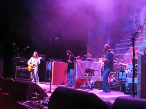 Black Crowes - Oh Sweet Nuthin' - Live at the Fillmore, Detroit MI 8/20/10