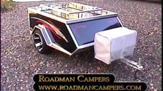 Roadman Campers LLC, Camper Video