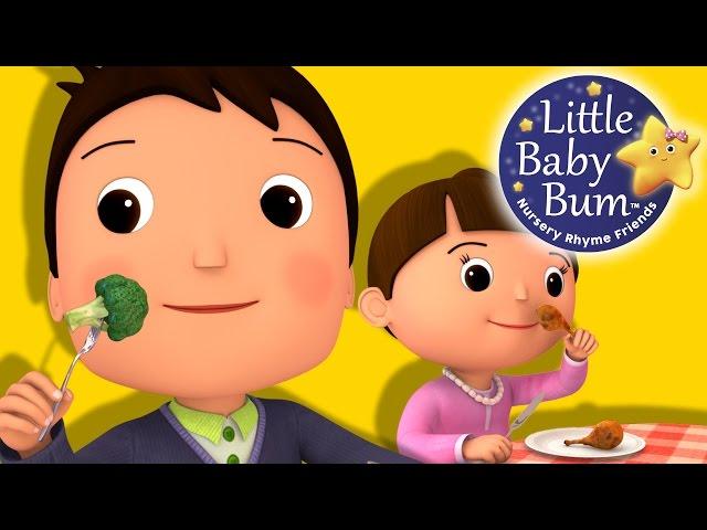 Jack Sprat | Nursery Rhymes | By LittleBabyBum!