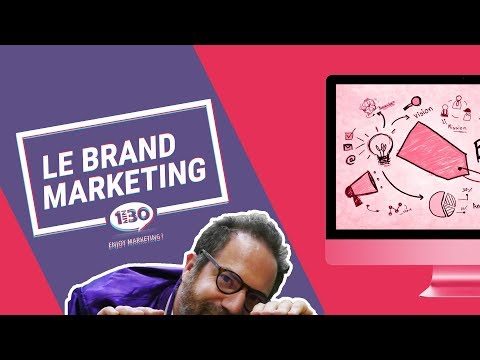Le Brand marketing expliqué par l'agence 1min30