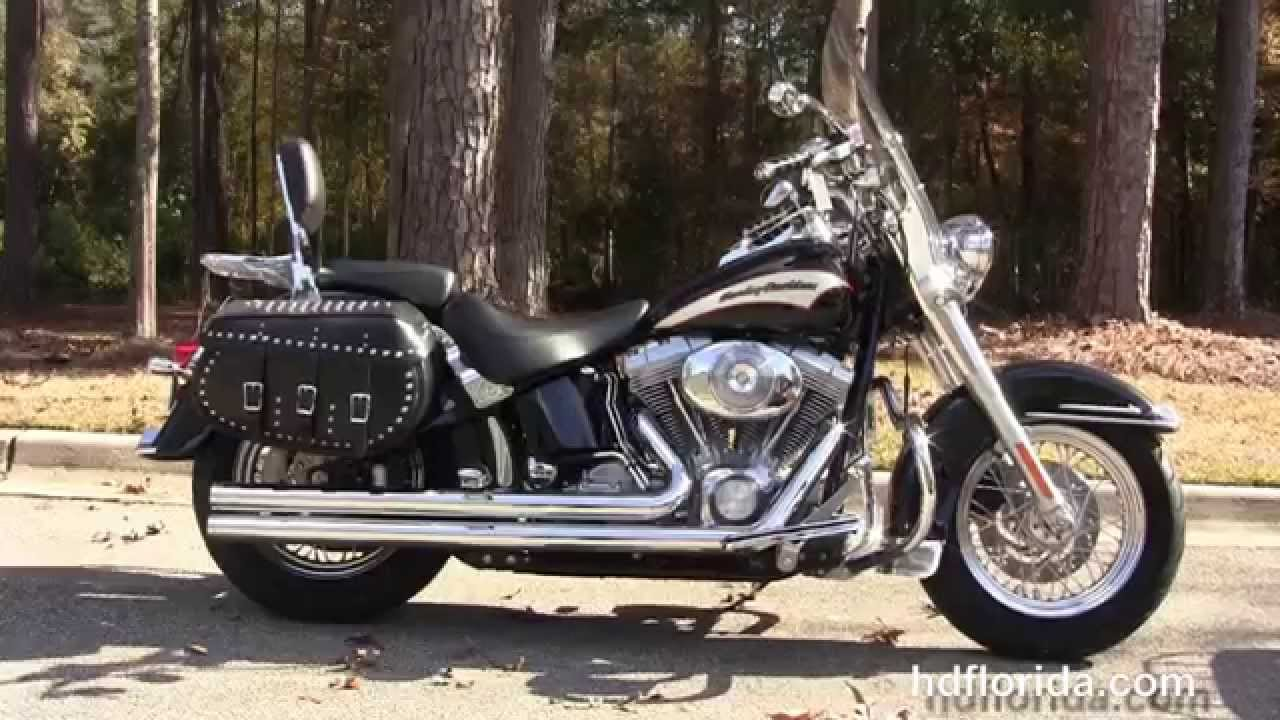 Used 2006 Harley Davidson Heritage Softail Classic Motorcycles for ...