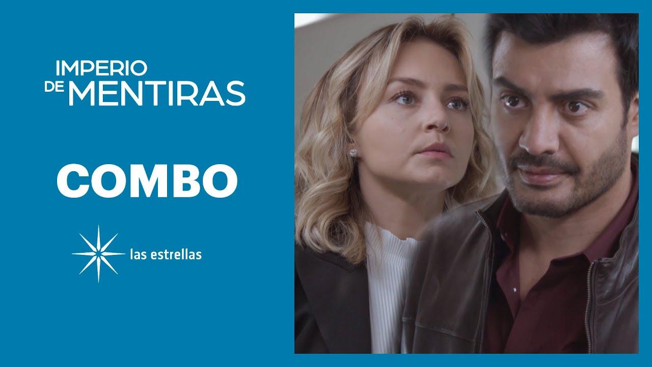 Download Imperio de mentiras: Leonardo se convierte en el protector de Elisa | C- 4 | Las Estrellas