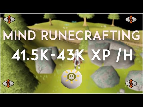 Mind Runecrafting Guide For Pet/Low Level Rc