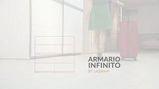 Armario infinito by #Lagrama, ¿Estáis preparados para tanto espacio?