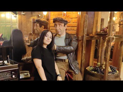ресторан кавказская пленница Ереван