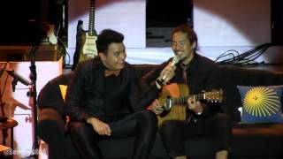 Video Tulus ft. Hiroaki Kato - Sepatu (Japanese Version) @ Konser Gajah Tulus [HD] download MP3, 3GP, MP4, WEBM, AVI, FLV November 2017