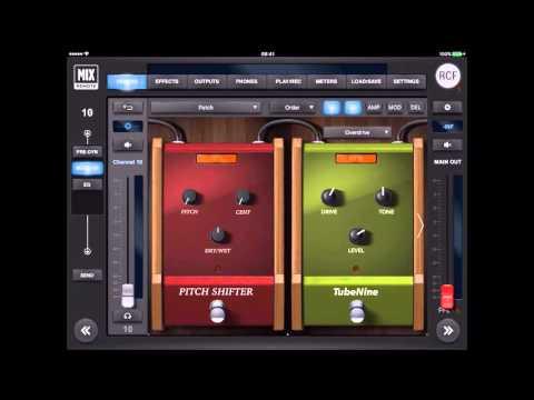 RCF M18 Digital Mixer Tutorial 4