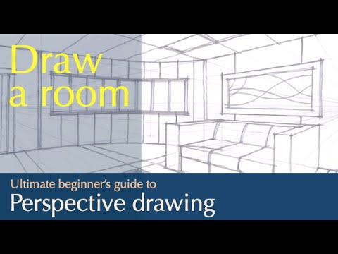 Draw A Room With A Curve Wall In Perspective By Miandza