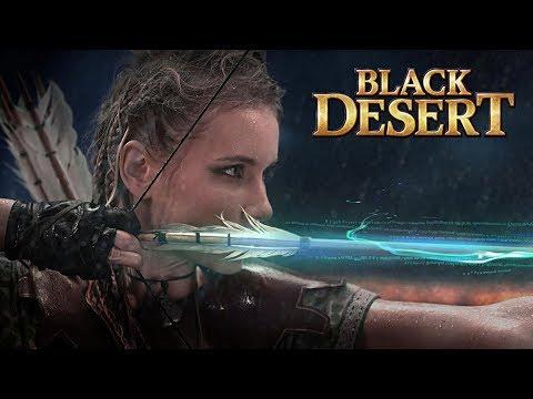 Black Desert: Где лучше играть?На каком сервере?Стоит ли играть?Сколько персов для комфорта?