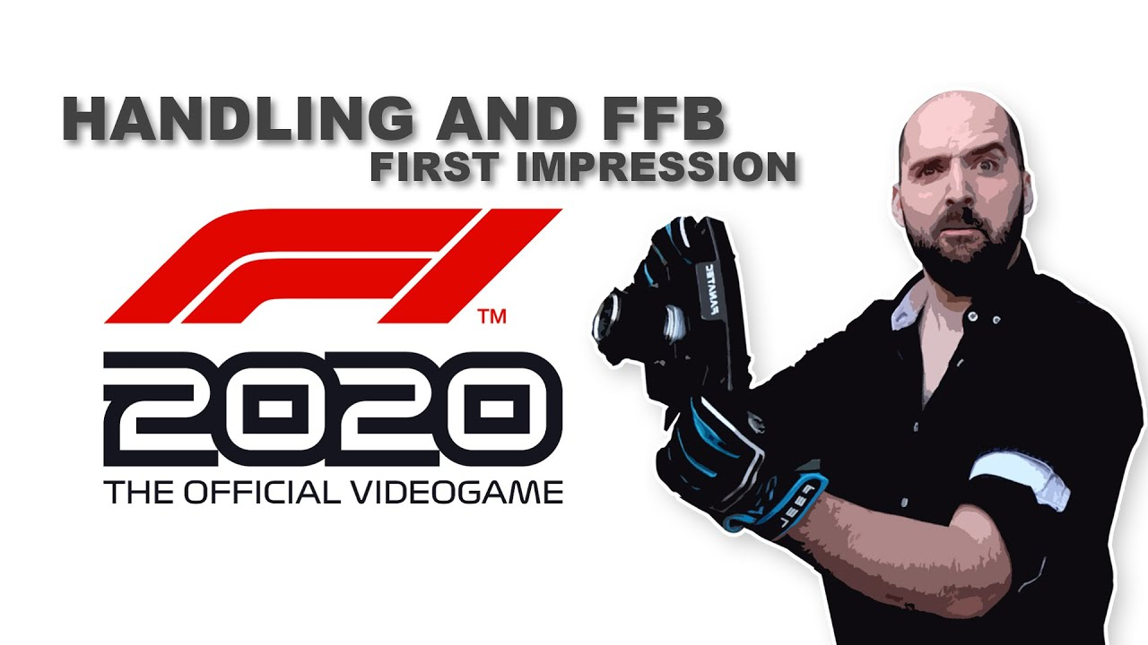 GamerMuscle: F1 2020 first Impressions Of Handling & FFB