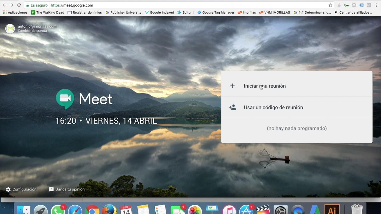 Meet la nueva herramienta de Reuniones en Videoconferencia de G Suite by Google