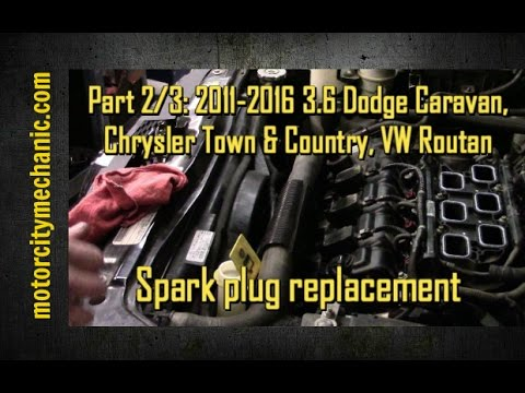 Town And Country Dodge >> Part 2/3: 2011-2016 3.6 Dodge Caravan, Chrysler Town ...