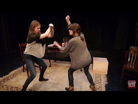 Blocking -- TDF's Theatre Dicitionary