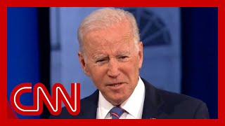 President Biden asked if he is open to altering the filibuster. Hear his reply
