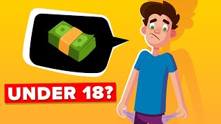 How To Make Money If You Are Under 18