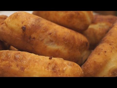 Пирожки «Как пух» : Выпечка несладкая