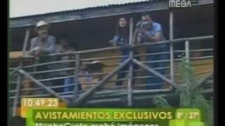 MAIKE SIERRA OVNIS 3de4 CANAL TV MEGA 2010