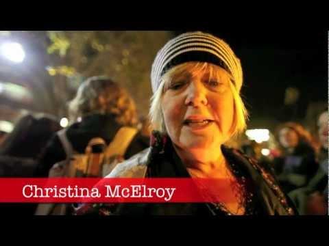 Protest at death of Savita, denied an abortion in Irish hospital.