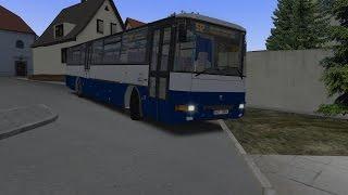 OMSI 2 Dolní Kounice - Trboušany Karosa C954E G27