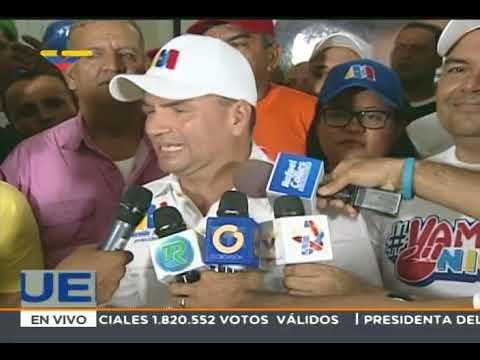 Así transmitió VTV las celebraciones tras la victoria de Nicolás Maduro como presidente