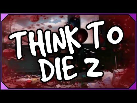 WIN TO DEATH! - Think To Die 2 Game - Level 1 - 12 - Indie Puzzle Demo Gameplay (Think2Die)