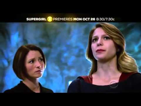 Supergirl tv show Fall Preview