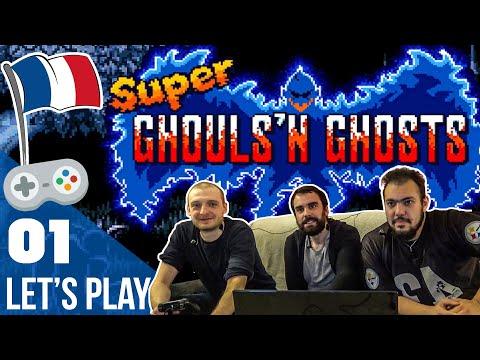 Super Ghouls'n Ghosts [SNES] - Let's Play FR (1/2)