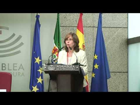 AEBR Merida 2017. Dña Carmen Hernández Martín, Ministry of Finance, Spain