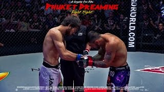 "Phuket Dreaming Season 1: Episode 8 - ""Fight Night"" (on location at Phuket Top Team)"