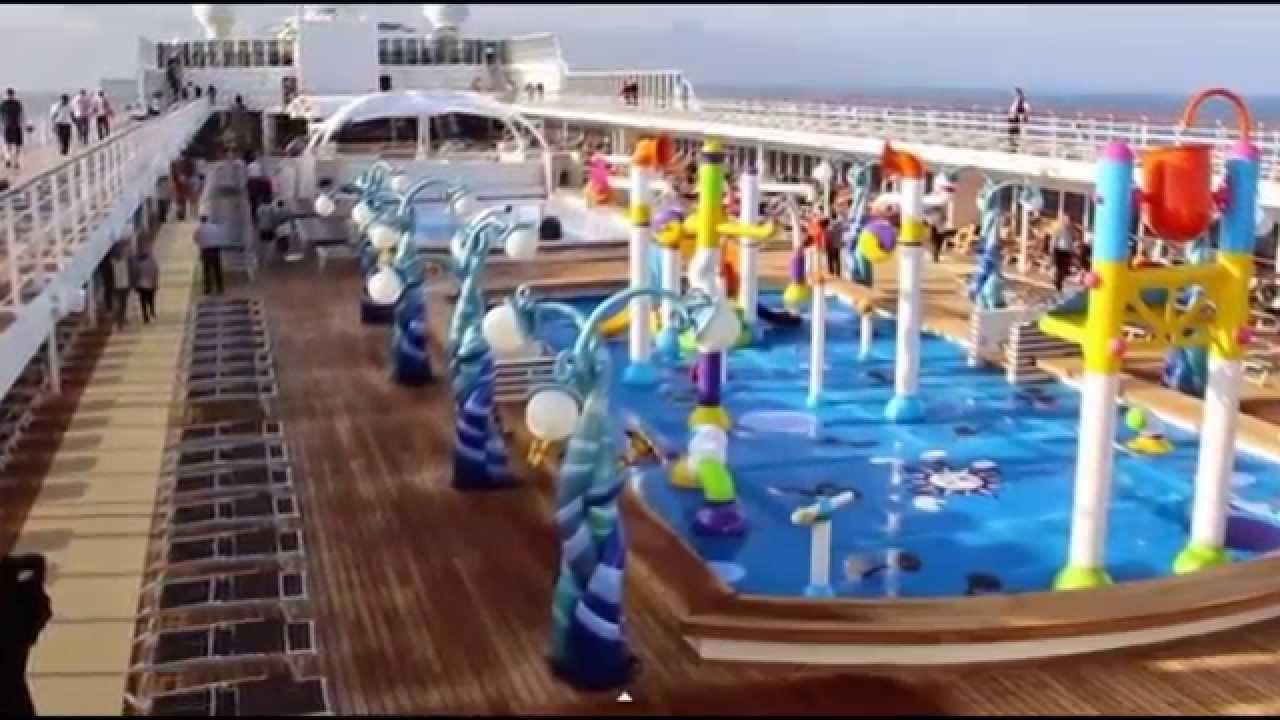 Newly Remodeled Msc Armonia Cruise Ship Tour 2014 2015