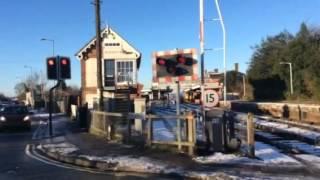 Level Crossings In The UK (2014)