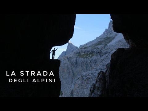 🇮🇹 Ferrate della Grande Guerra - La Strada degli Alpini