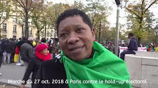 La diaspora camerounaise de France ne considère plus Paul Biya comme le président du Cameroun