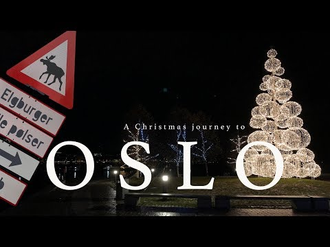 Oslo - A Colorline Christmas journey