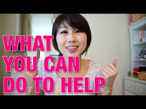 3.11 Great East Japan Earthquake: What you can do to help.