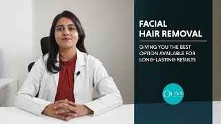 How To Remove Unwanted Facial Hair Permanently - Laser Facial Hair Removal Treatment