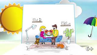 Социальная реклама для ТВ. Дети 15 сек