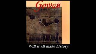 Watch Gowan Guerilla Soldier video