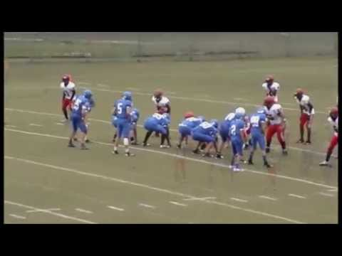 2015 Rehobeth Middle School Football 9 24 2015